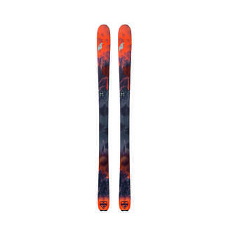 Nordica Allmountain-Ski Navigator 90, 186 cm, Orange-Print