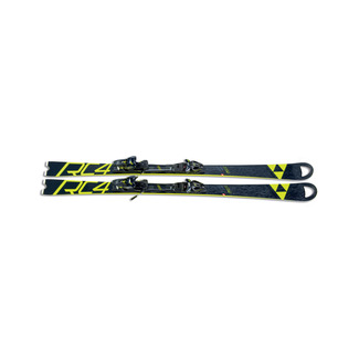 Fischer Race-Ski RC4 Worldcup SC yellow base, 165 cm
