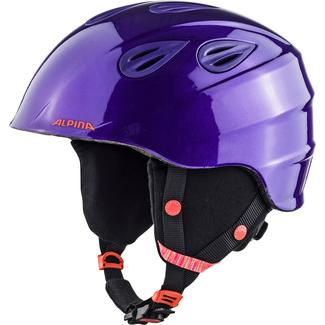 Kinder-Skihelm GRAP 2.0 JR., 54, royal-purple