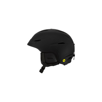 Skihelm S UNION Mips, M, mat black