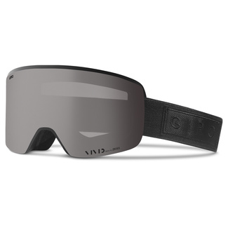 Schneebrille  Axis, black bar vivid onyx/infrared