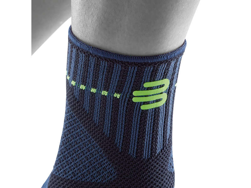 Bandage Ankle Support Dynamic, S, Schwarz