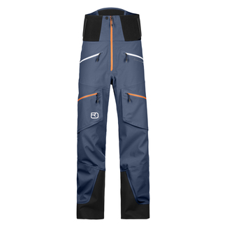 Herren-Tourenskihose 3L Guardian pants, XL, Blau