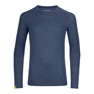 Herren-Funktionsunterwäsche Ultra Long Sleeve, M, Blau