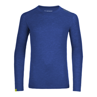 Herren-Funktionswäsche ULTRA Long Sleeve, M, Blau
