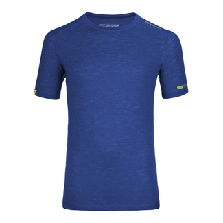 Herren-Funktionswäsche ULTRA Short Sleeve, M, Blau