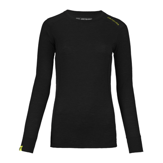 105 Ultra Long Sleeve, S, black raven