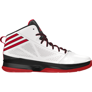 H.Basketball-Schuh Mad Handle 2, 7.5, RUNWHT/LGTSC