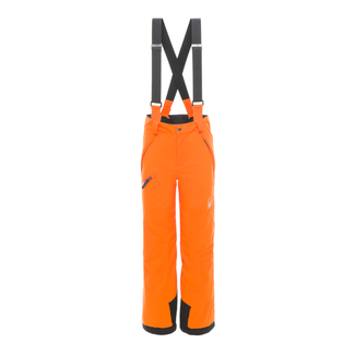 Kinder Skihose Jungen Propulsion, 176, Orange