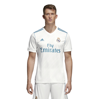 Fan-Trikot REAL H JSY, M, WHITE/VIVTEA