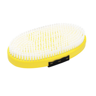 Base Brush oval Nylon, Neutral