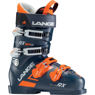 Skischuh RX 120 L.V., 28.0, Blau/Orange