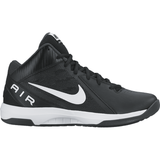 H. Basketball-Schuhe The Air Overplay IX, 8, BLACK/WHITE-ANTHRACITE-DARK GR