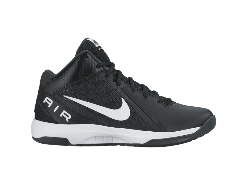 The Air Overplay IX - 6.5 - BLACK/WHITE-ANTHRACITE-DARK GR