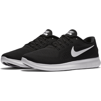Nike Free RN - 13 - BLACK/WHITE-ANTHRACITE