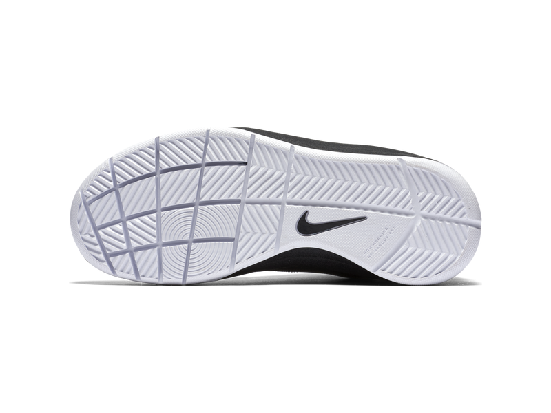 Nike Team Hustle D 7 (3.5y-7y) - 6.5 - BLACK/METALLIC SILVER-WHITE-BL