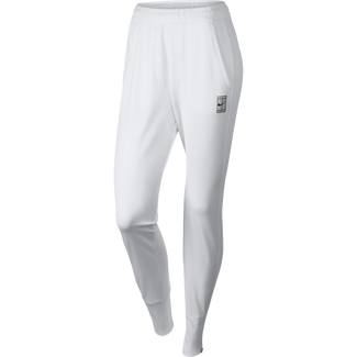 Women's NikeCourt Tennis Pant - XS - WHITE/BLACK