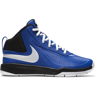 Nike Team Hustle D 7 (3.5y-7y) - 3.5 - GAME ROYAL/WHITE-BLACK