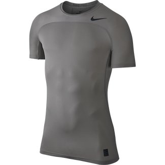Men's Nike Pro Hypercool Top - L - DUST/DUST/BLACK