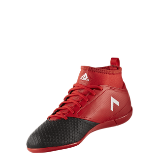 Kinder-Hallenschuhe ACE 17.3 IN J, 32, RED/FTWWHT/CBLACK