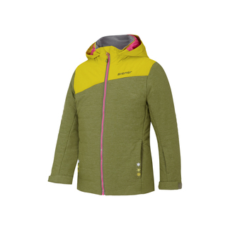 AIZA jun (jacket ski), 140, warm olive rib