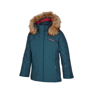 Jugend-Skijacke Asina jun (jacket ski), 128, methyl-blue