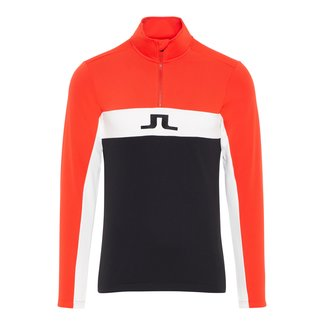 Herren-Skishirt Mid JKT, XXL, racing-red