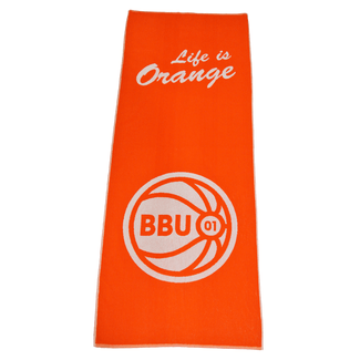 Saunatuch BBU´01, orange