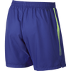 Men's NikeCourt Dry Tennis Short - L - PARAMOUNT BLUE/GHOST GREEN/GHO
