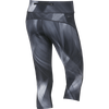 Women's Nike Power Epic Running Capri - XS - BLACK/BLACK