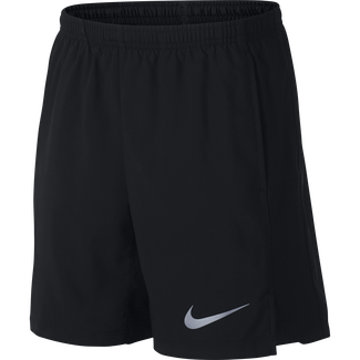 Boys' Nike Flex Running Shorts - S - BLACK/BLACK/BLACK