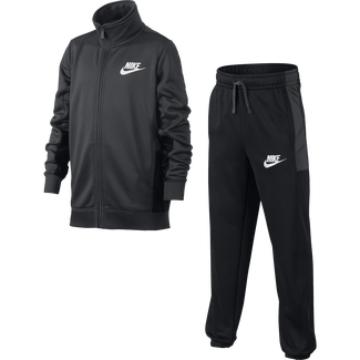 Boys' Nike Sportswear Track Suit - L - ANTHRACITE/BLACK/ANTHRACITE/WH