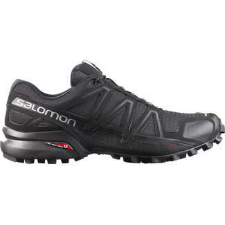 SPEEDCROSS 4, 8.5, BLACK/BLACK/BLACK METALLIC