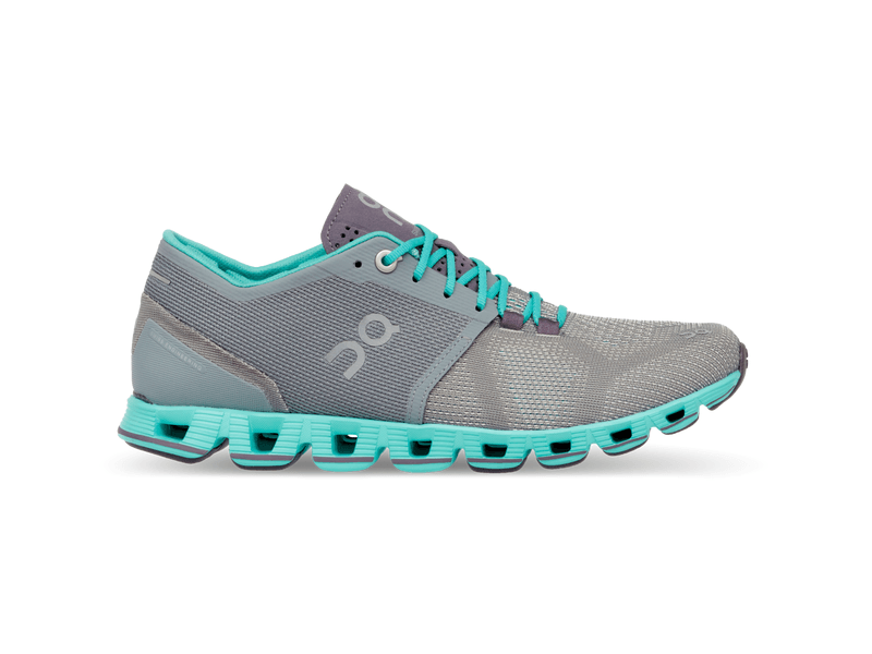 Damen-Joggingschuh Cloud X, 3,5, Grey / Atlantis
