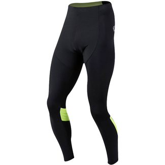 Radhosen lang PURSUIT THERMAL TIGHT, XL, BLACK/SCREAMING YELLOW
