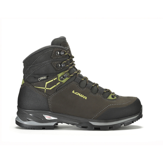 Damen-Wanderschuh LADY LIGHT GTX, 4.5, BRAUN/GRÜN