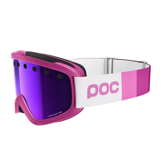 Schneebrille Iris Stripes, Pink, Regular