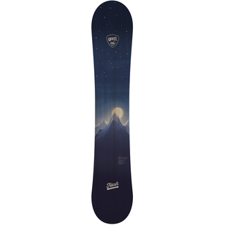 Snowboard FLASH, 175, Midwide-Nose-Rocker