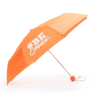 Fan-Accessoires BBU Regenschirm #be orange, Orange