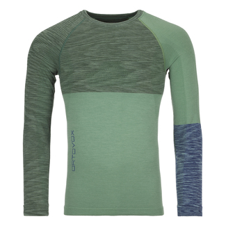 Herren-Funktionswäsche 230 COMPETITION LONG SLEEVE M, M, green isar blend