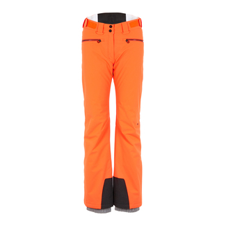 Damen-Skihose Truuli, S, orange