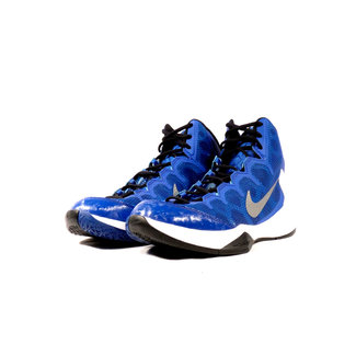 Herren-Basketballschuhe 401 NIKE ZOOM WITHOUT, 8.5, BLUE