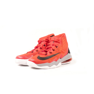 Men's Nike Air Max Audacity 2016 Basketball Shoe - 6 - UNIVERSITY RED/BLACK-WHITE-STE