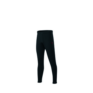 Herren-Wanderhose Denali Tights Men, XL, Schwarz