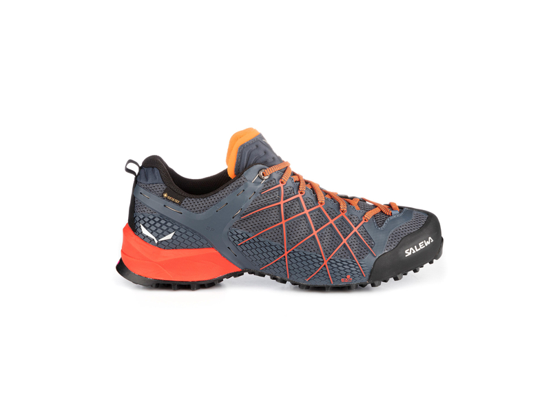 Herren-Wanderschuh Wildfire GTX, 10, grau-orange