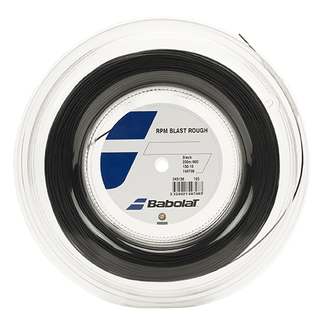 Tennissaite RPM BLAST ROUGH, 1.25mm/200m, schwarz