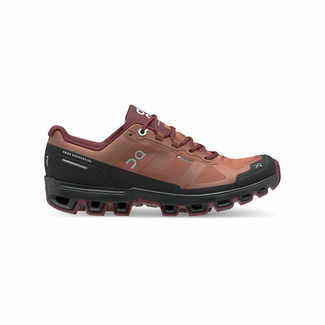 Damen-Joggingschuh Cloudventure Waterproof, 5, Hazel | Mulberry