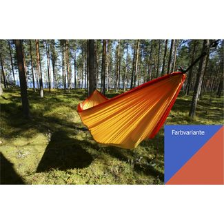 Bergsportzubehör King Size Hammock, blau-orange
