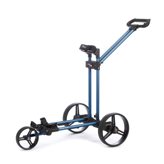 Golftrolly Push, blau