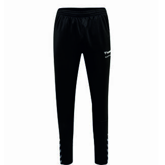SG Ulm & Wiblingen HMLAUTHENTIC TRAINING PANT, 116, black/white